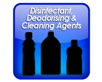 Disinfectant, Deodorising & Cleaning Agents